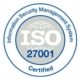 Logo - ISO IEC 27001 Zertifizierung