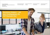 SAP B1 Starter Broschüre