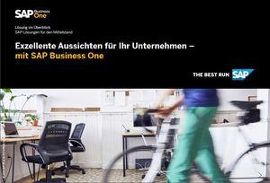SAP Business One - Broschure